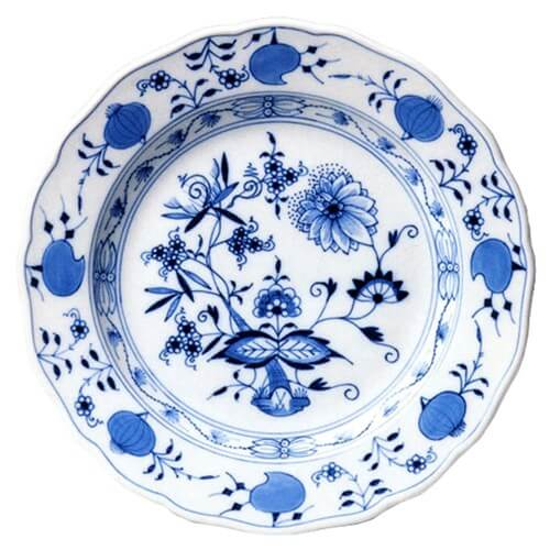 Coming in August- Single Owner Meissen Blue Onion Collection